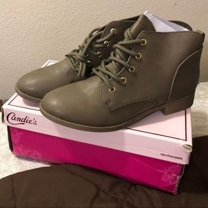 Candie's Booties